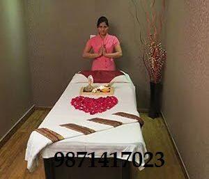 thai spa in delhi